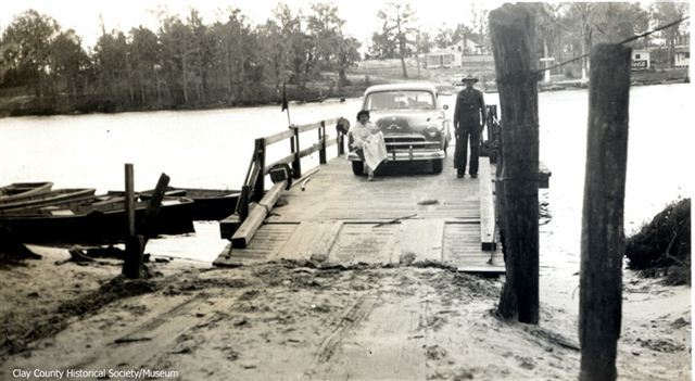 Rideout Ferry, 1951