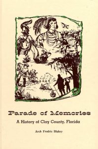 A book titled Parade of Memories