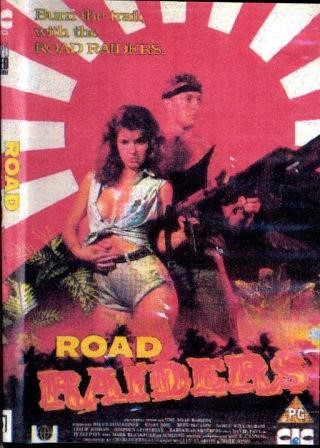 Movie poster for Road Raiders